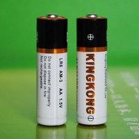 1.5v ultra Alkaline LR6 AA battery