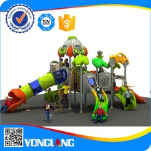 Hot sales TUV certificated indoor kids used playground equipment for sale