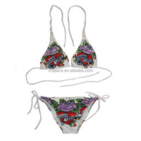 GZY bikini swimwear bikini for mature women in stock