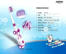 3-9 years new design kids toothbrush