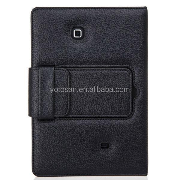Bluetooth Keyboard PU Leather Case For Samsung Galaxy Tab 4 7.0 Inch