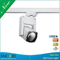 DE Track Light Market Dimmable Linear LED Track Light from Tracklight Manufacturer