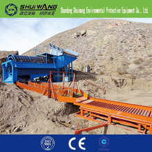 diamond mining equipment 260-350 tons/hour export to south africa