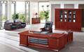 واحد-- إيقاف أثاث المكاتب الخشبية الراقية حلول المكاتب التنفيذية( foh-- a4b281)