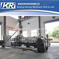 Energy Saving screw and barrel plastic extruder machine sale for extrusion