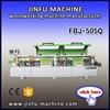FBJ-505Q full automatic pvc edge banding machine woodworking machine,edge bander furniture making machine from china factory