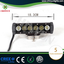 Cheap light bar 30W driving led lights 7.2inch led lights for off road