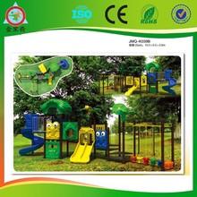 Jmq-k039b Lovely Animal da floresta equipamentos de Playground para venda