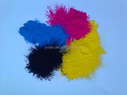 Top quality loose toner powder for color laser printer