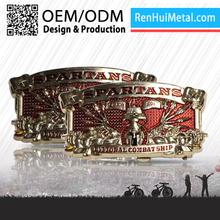 High quality custom Metal zinc alloy belt buckle