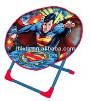 childrens kids folding moon chair super man sex