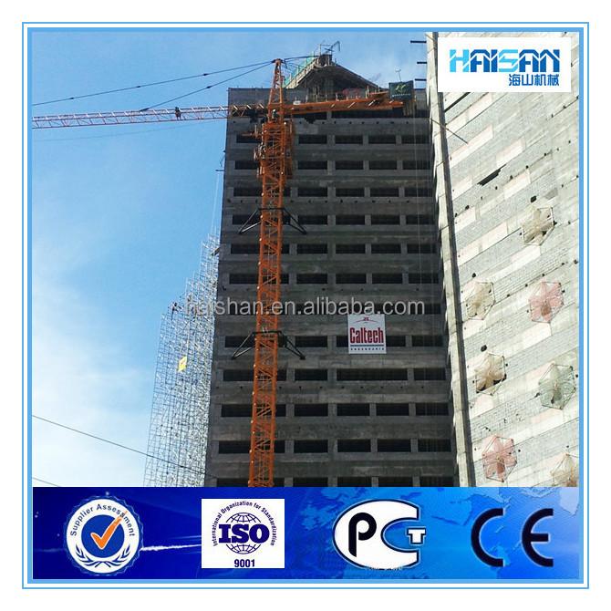 Traveling Tower Crane