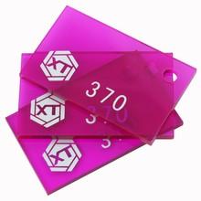 Acrylic Sheet Acrylic Plate Acrylic Plastic