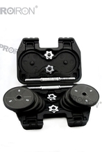 REALLY RECOMMEND!!! 20kg barbell adjustable weight set-good quality, low price