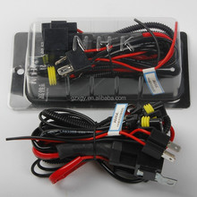 China XGY manufacture Auto Electrical NHK HID H11 Relay Wire Harness For Light