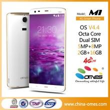 Shenzhen Dual SIM Unlocked Android China OEM 4G LTE Smartphone