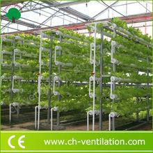 2014 Proyecto Invernadero Profesional de efecto invernadero de enfriamiento uv plástico