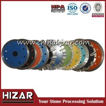 concrete cutting diamond saw blades stone cutters