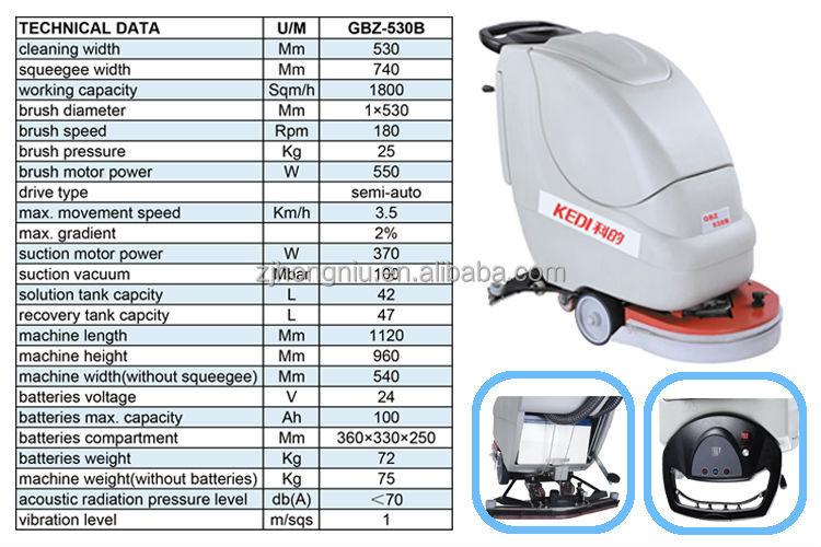 scrubbing machine manufacturer/floor polish machine, View scrubber ...