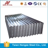 black corrugated metal roofing sheet/ Corrugated galvanized steel sheet/ cheap metal roofing sheet