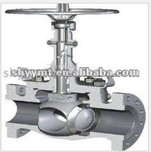 Orbit Rising Stem Ball valve