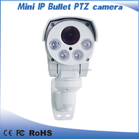 Best selling 4X 720P mini bullet ptz ip camera companies looking for distributor