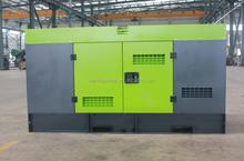 China Manufacturer using UK engine diesel generator prime power 200kw