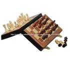 Xadrez set02, alta qualidade 30cm de madeira caixa de xadrez, jogos, jogo de xadrez magnético