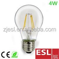 hot new products a60 led flame light bulb