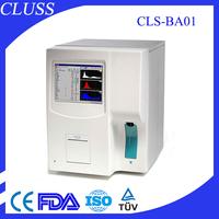 CLS-BA01 CE medical laboratory automatic hematology analyzer with Keyboard & mouse operation