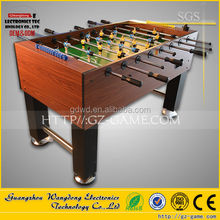 PDF high quality table soccer machine /table soccer board game/indoor amusement table machine