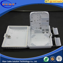 Widely Used In Ftth Network 12 Port Terminal Box FTT-H312