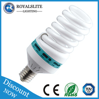 Hot Sale CE,ROHS Plastic 8000hrs Energy Saving Light Bulb