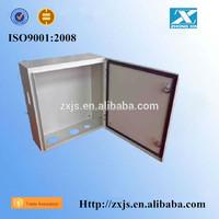 Custom waterproof sheet metal enclosure IP65