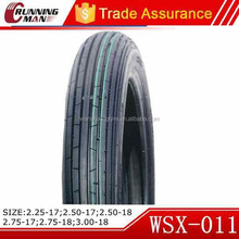 275-18 Front Tire Motorcycle Part
