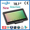 10.1 inch Tablet PC allwinner octa core 1024*600 5 points Touch Screen 10.1 inch rugged tablet