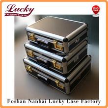 black aluminum tool case aluminum suitcase