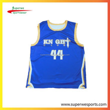 American clothes including basketball jersey with cool and breathable material
