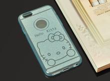2015 New Design Cartoon Phone Case for iphone 6,Soft Ultra-Thin TPU Mobile Phone Case for iphone 6 plus