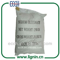 KMT Sodium Gluconate c6h11nao7 fcc iv PN as Chemical
