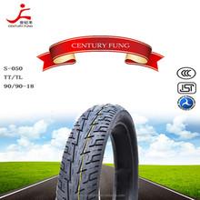 newest 2 wheel powered scooter nylon tire motorcycles tyre 90/90-18