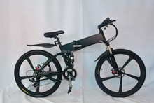 36V250w Mountain folding ebike e bikes with different colors SM-376