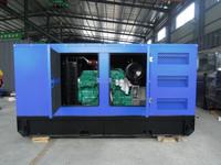 EN Power by CUMMINS Engine diesel generator 200 kva