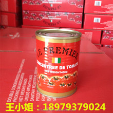 new crop canned tomato sauce 400g