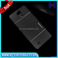 MOTOMO authentic Korean steel brushed metal case for samsung not2 note3 S4