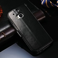 2014 New Arrival Attractive Design Display custom cover case for HTC M8