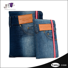Salable Product Jeans Case For Ipad Mini 3