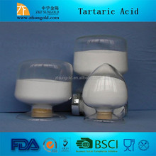 D+ L+ Tartaric Acid,L-(+)-tartaric Acid 87-69-4 Tartaric Acid Manufacturers