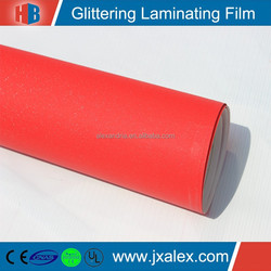 130mic Glitter Vinyl Transfer Wholesale For Sale, GLF-0105 Air Bubbles Free Glitter Vinyl Transfer Wholesale, Clear Glue