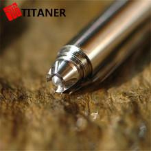 GSV SEDEX factory titanium key ring pen
